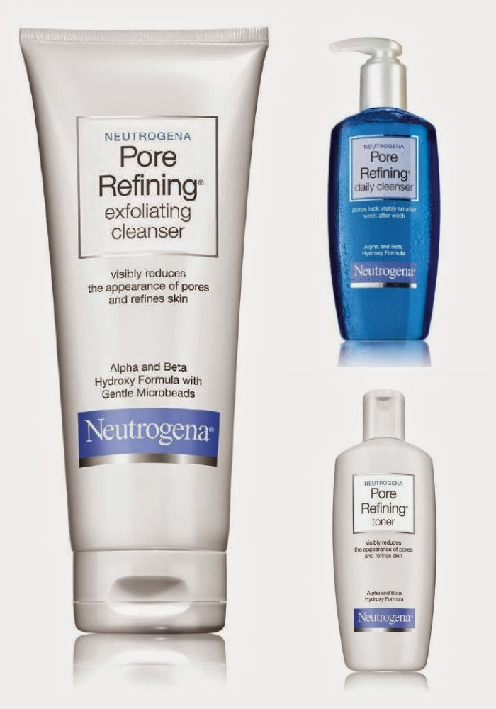 Review: Neutrogena Pore Refining Line