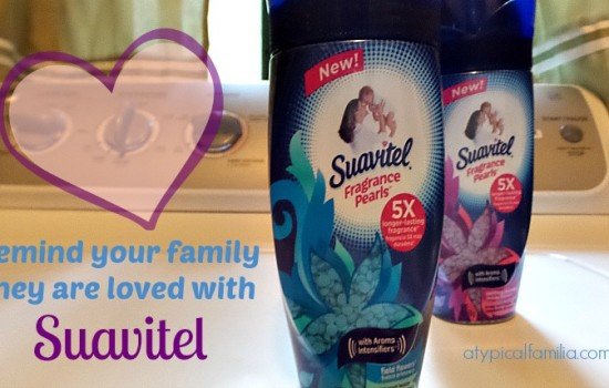 A Mother's Love with Suavitel Fragrance Pearls: Review