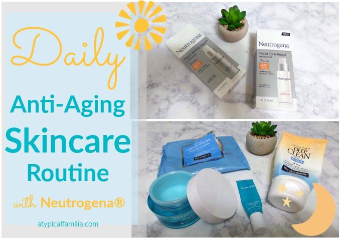Everyday Anti-Aging Skincare Routine